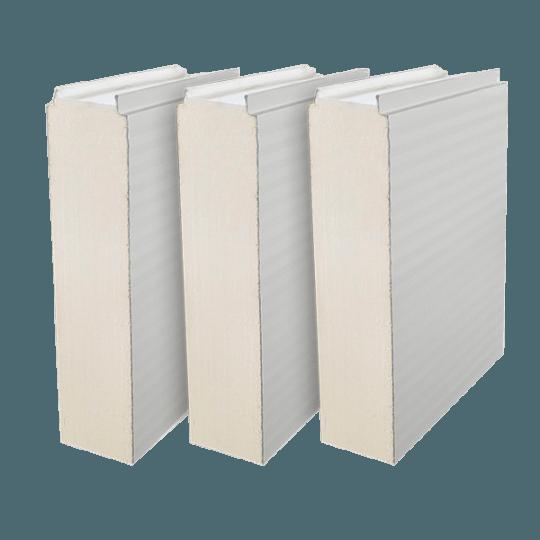 Стеновые пенополиуретановые сэндвич-панели