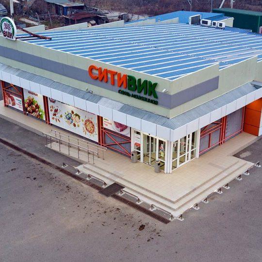 Пгт. Славянка – Торговый центр