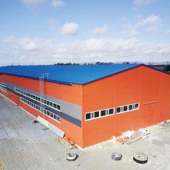 Завод строительных материалов