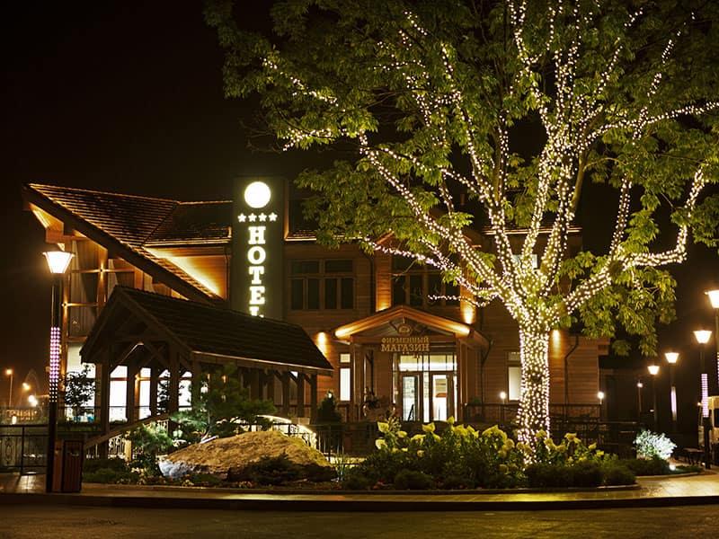 Ресторанно-гостиничный комплекс «Кедровый дом»