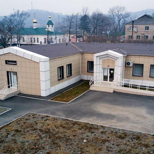 МФЦ поселка Славянка Хасанского района